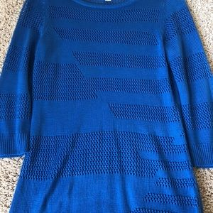 New York and Company sweater top